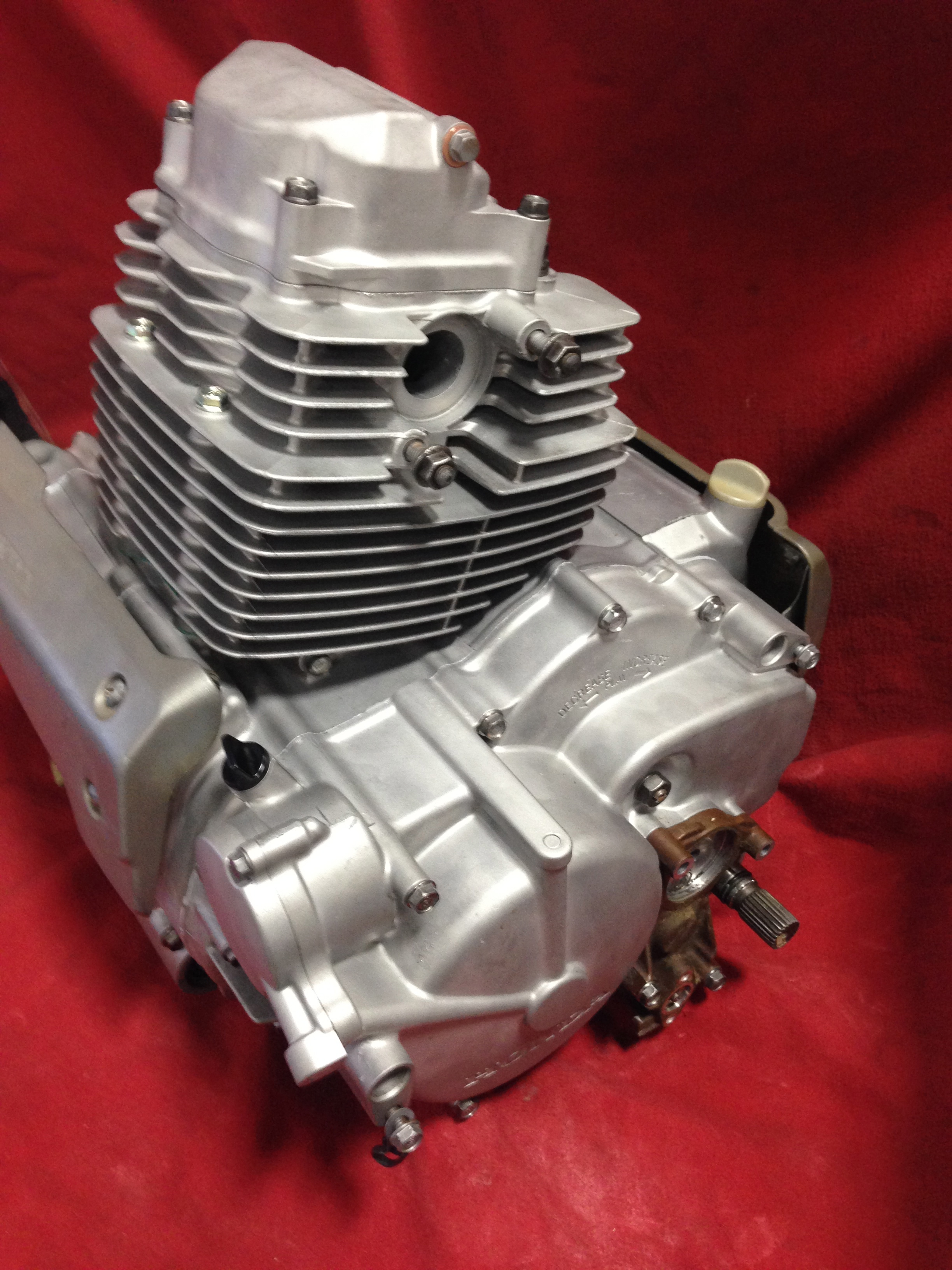 Rebuilt honda trx 350 engine trx 350 atv nflow for Small honda motors for sale