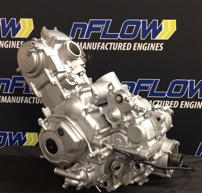Kawasaki H Crate Engine