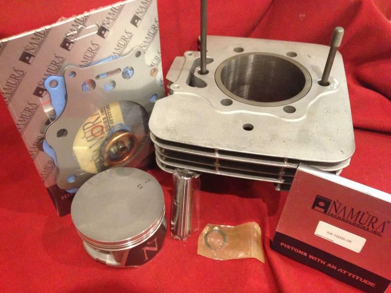 Honda Foreman 450 Top End Kit Nflow Motorsports