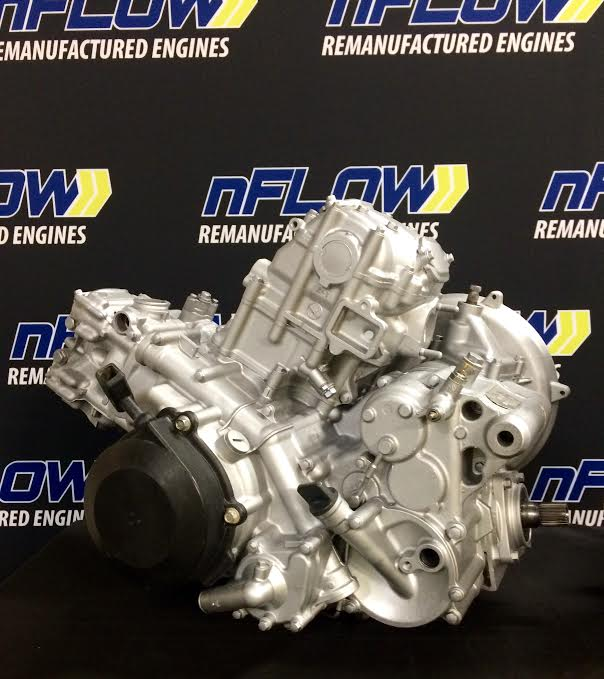 Kawasaki Brute Force Crate Engine