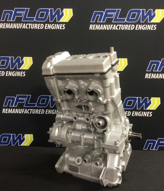 POLARIS RANGER/RZR 900 COMPLETE REMANUFACTURED ENGINE