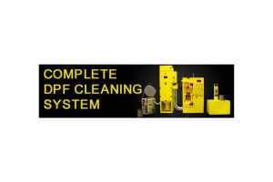DPF Cleaning System Sample A