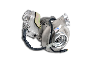 Turbocharger Sample B