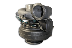 Turbocharger Sample C