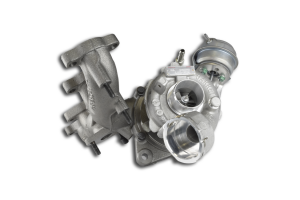 Turbocharger Sample D