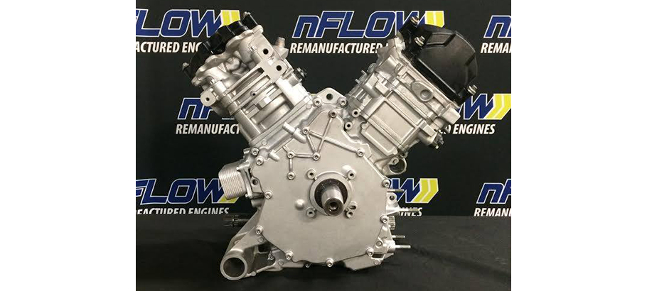 Remanufactured Powersport Engines