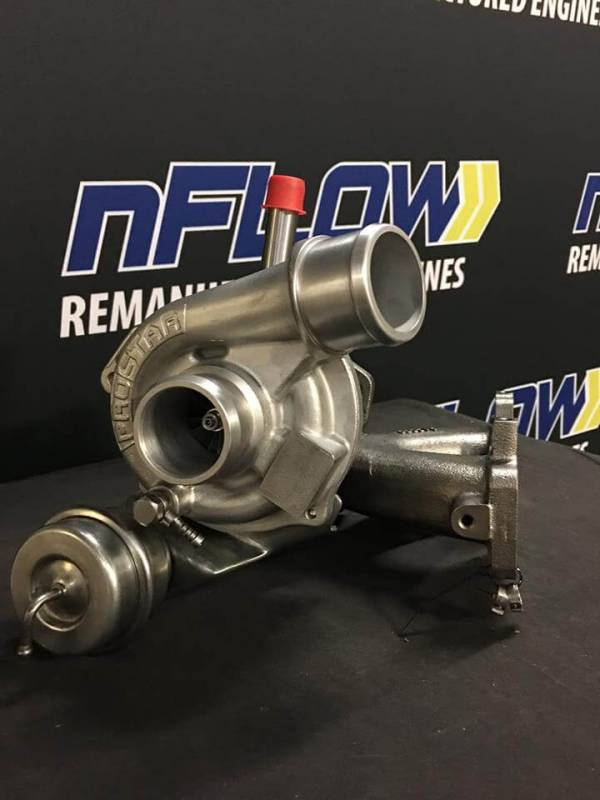 nFLOW now offers remanufactured powersport turbochargers!